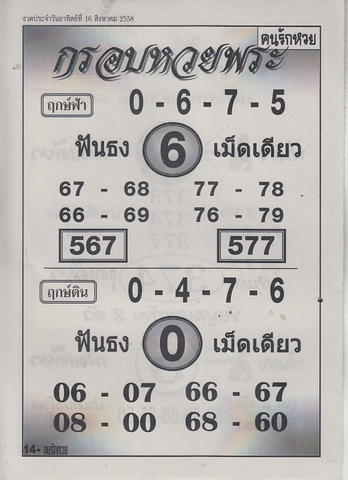16 / 08 / 2558 MAGAZINE PAPER  - Page 2 Konrakhuay_14
