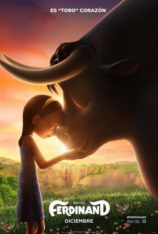 Ferdinand (2017) [Ver Online] [Deacargar] [HD 1080p] [Castellano] [Animación] Ferdinand-212891293-large