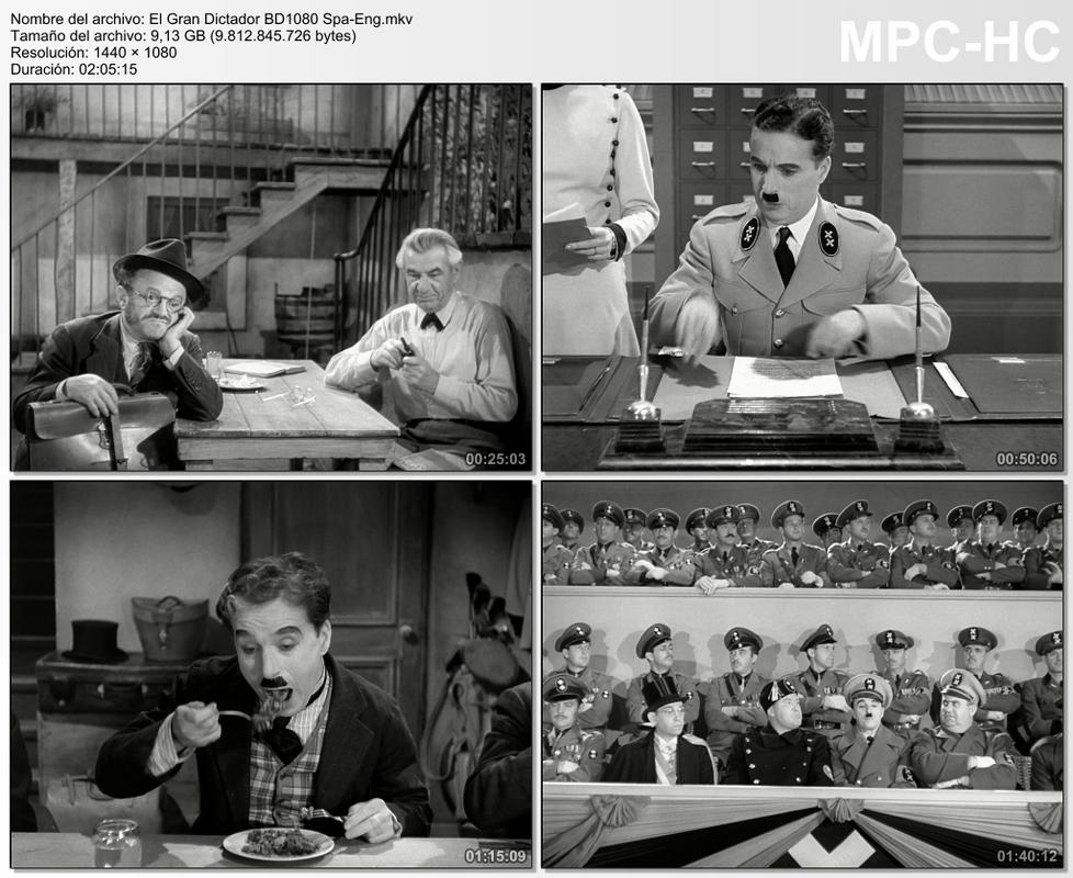 El gran dictador (1940) [Ver Online] [Descargar] [BD 1080p] [Español-Inglés] [Comedia] El_Gran_Dictador_BD1080_Spa-_Eng.mkv_thumbs