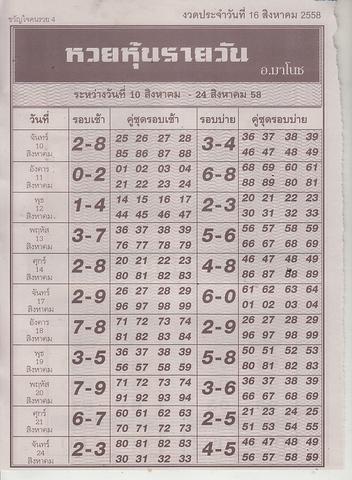 16 / 08 / 2558 MAGAZINE PAPER  - Page 2 Kwanjaikonruay_4