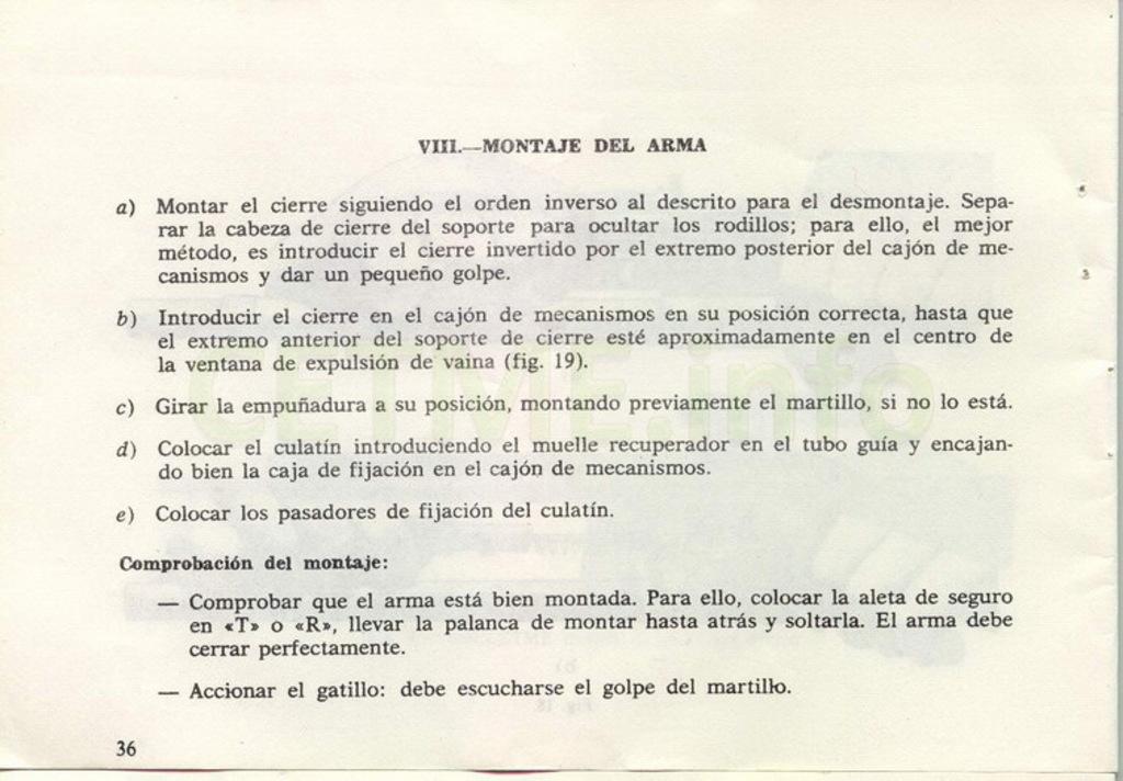 "Manual CETME C ""Santa Bárbara"" 1º Modelo. Manual_p36"