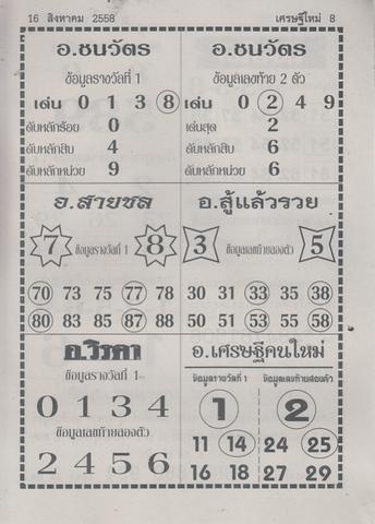 16 / 08 / 2558 MAGAZINE PAPER  - Page 4 Sedteemai_8