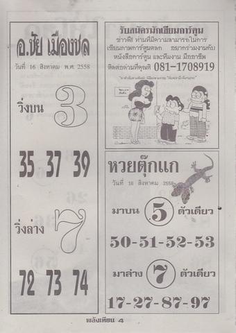 16 / 08 / 2558 MAGAZINE PAPER  - Page 3 Palangtean_4