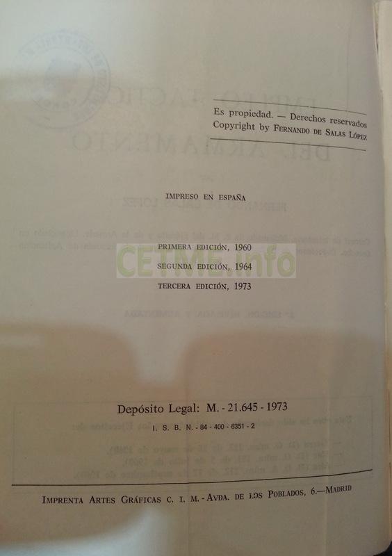 Empleo Táctico del Armamento. 3ª ed. 1973. Fernando de Salas López. Empleo_Tactico_del_Armamento_CETME_L_1_003