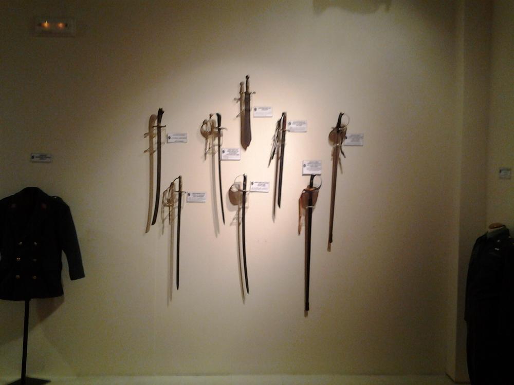 Exposicion de La Guardia Civil, Museo Villa Señor de Ciudad Real. 14 de Junio - 20 de Julio, 2013. Expo_GC_043_preparativos