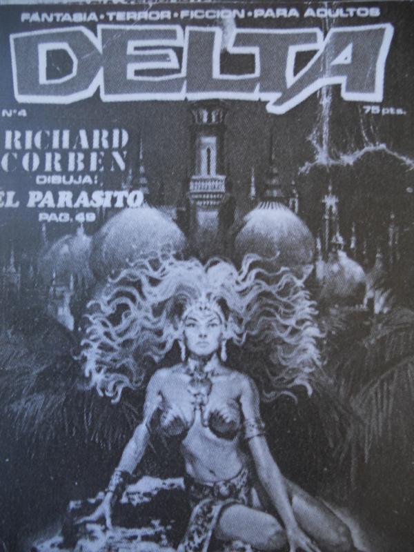 los amantes del comics de terror.................... 089