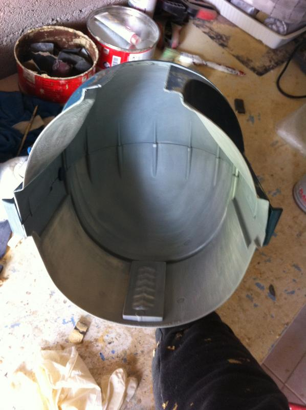 CUSTOMISATION CASQUE JANGO FETT 010
