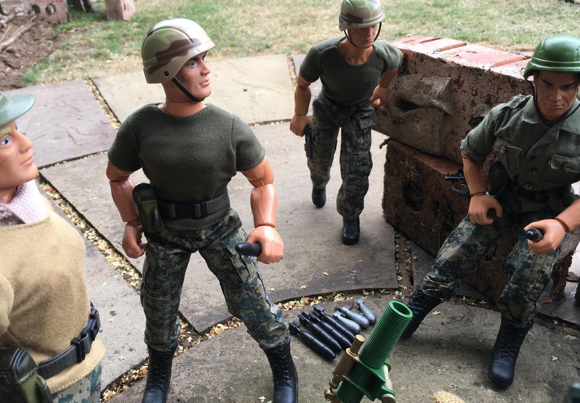 The Munrovians prepare their defenses..part 1. Fullsizeoutput_83d