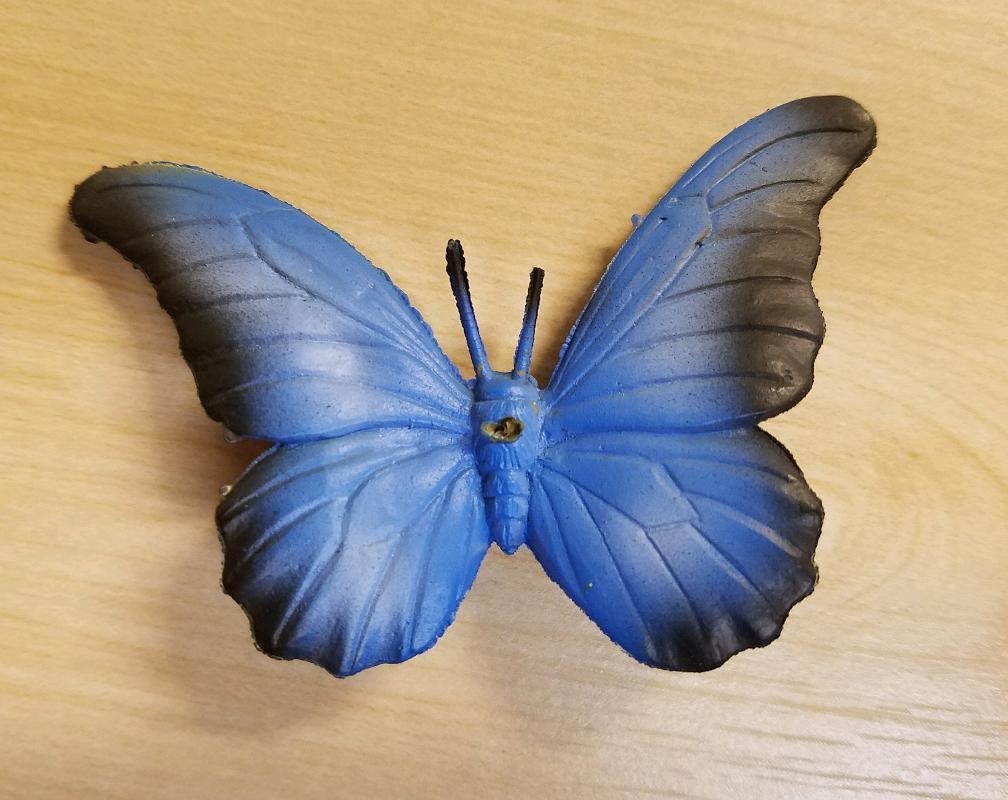 Butterflies on Strings (Bullyland) 20170814_151408