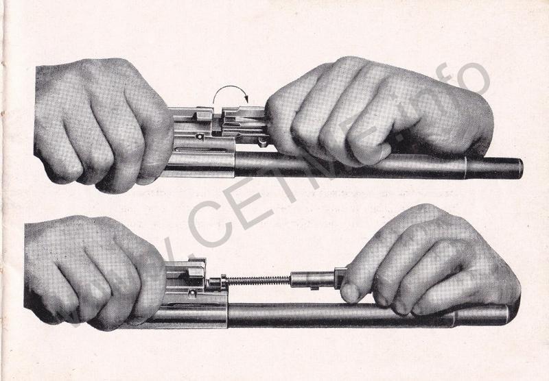 1956 - DESCRIPCION ABREVIADA DEL FUSIL DE ASALTO CETME - CETME A-2a  1956_CETME_A-2a_FORO_031
