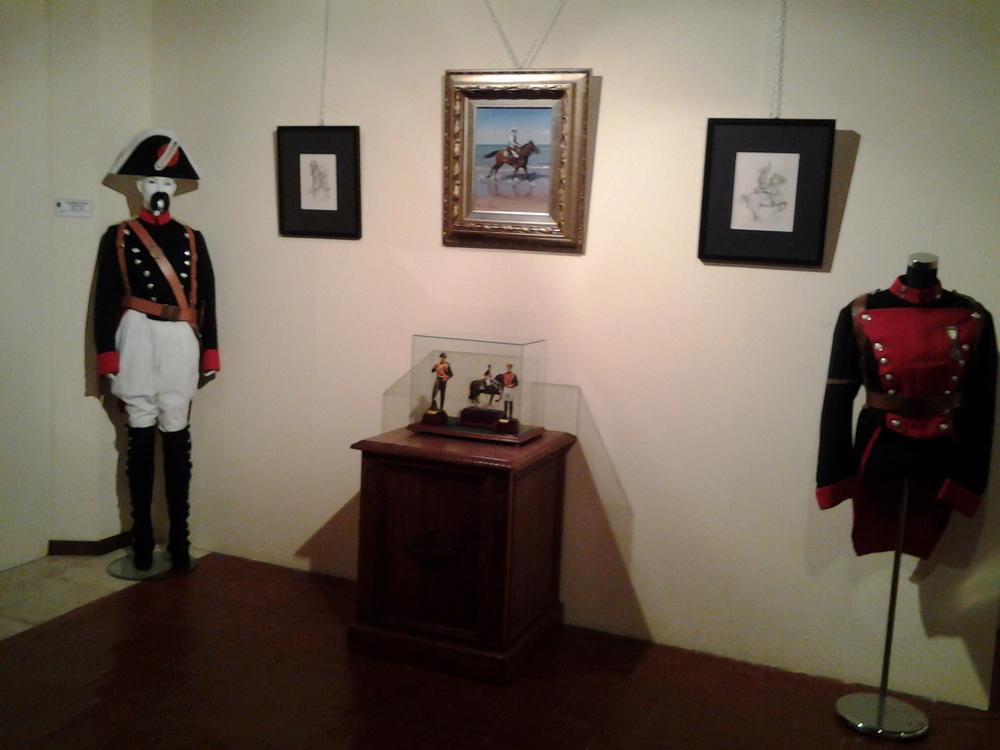 Exposicion de La Guardia Civil, Museo Villa Señor de Ciudad Real. 14 de Junio - 20 de Julio, 2013. Expo_GC_043_retoques