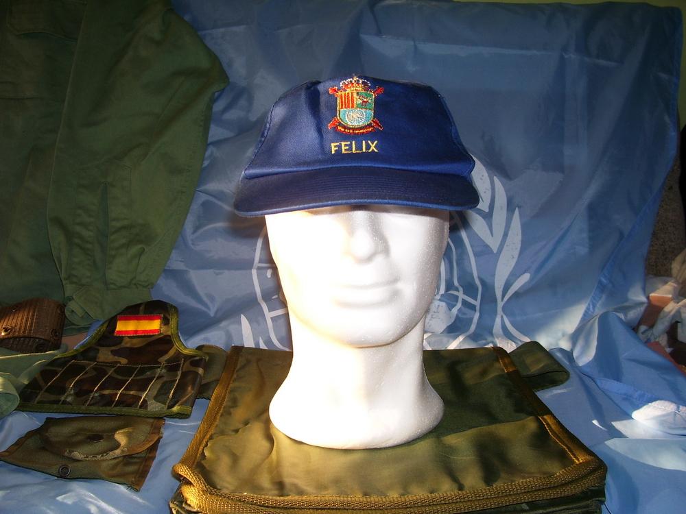 Prendas de cabeza de Naciones Unidas. 1995_Bosnia_RGG_006_AGT_Aragon