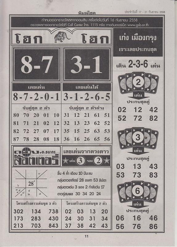 16 / 09 / 2558 FIRST PAPER . Pimchoke_11