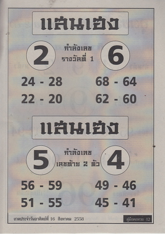 16 / 08 / 2558 MAGAZINE PAPER  - Page 2 Korhuay_12