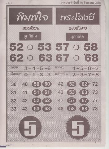 16 / 08 / 2558 MAGAZINE PAPER  - Page 3 Pimjai_8
