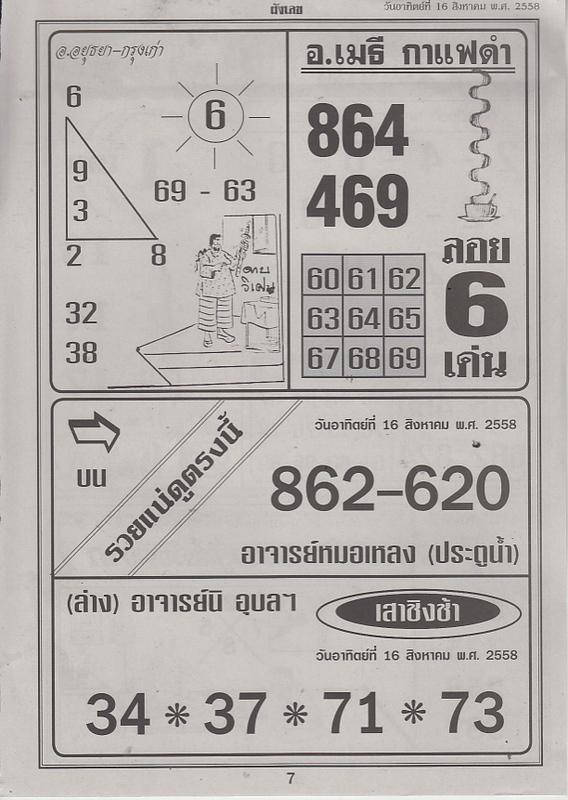 16 / 08 / 2558 FIRST PAPER Panglek_7