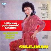 Ljiljana Jovanovic Likana - Diskografija  1986b