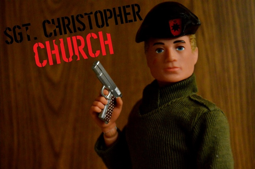 Top Secret - Operation Dropkick - Did/Does your Action Man have a name? - Page 6 Church
