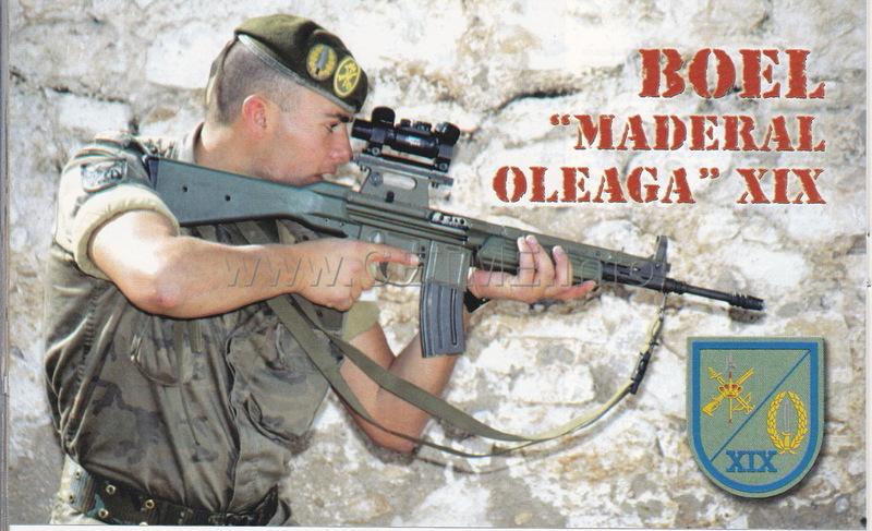 Cartuchos de Tiro Reducido españoles. Revista Armas y Municiones número 34 Legia_XIX_Bandera_CETME_L_aligerado_002