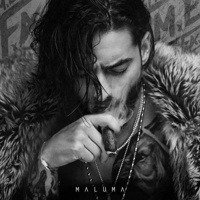 Maluma - F.A.M.E. (2018) [Descargar] [Mp3] [320 Kbps] [Gratis] [Reggaeton] Maluma-_FAME-_cover