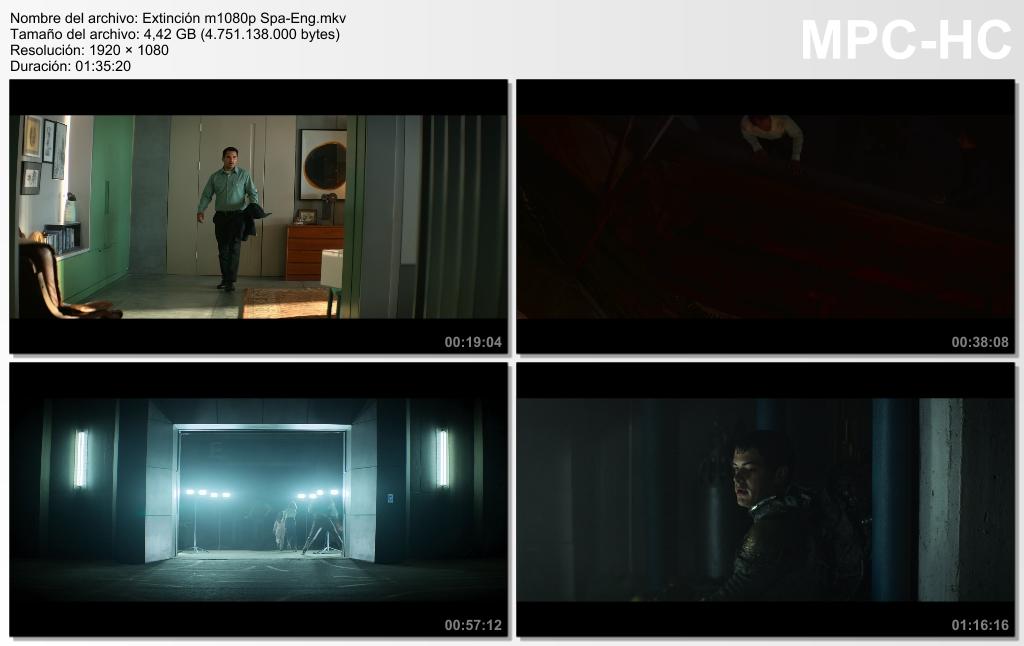 Extinción (2018) [Ver Online] [Descargar] [HD 1080p] [Netflix] [Spa-Eng] [C.Ficción] Extinci_n_m1080p_Spa-_Eng.mkv_thumbs