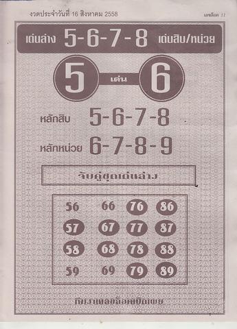 16 / 08 / 2558 MAGAZINE PAPER  - Page 2 Leklock_11