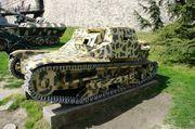 Итальянская танкетка Carro veloce L3/35 в Военном музее в замке Калемегдан г.Белград SG201727