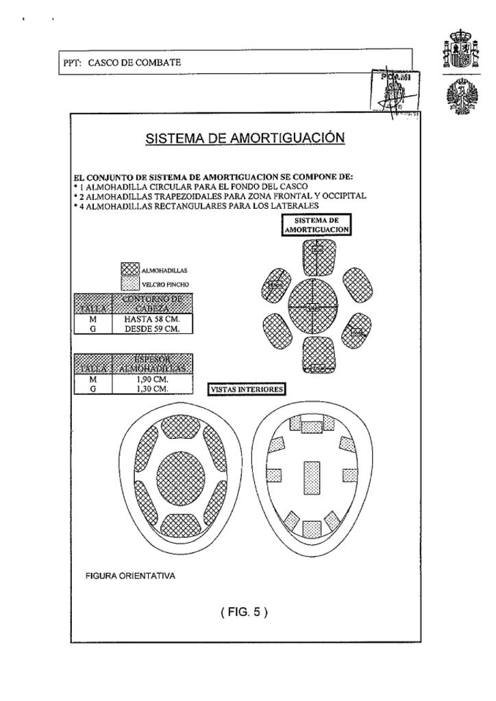 Noviembre de 2014 - Diciembre de 2016. Nuevo casco de combate para el Ejército español. Screenshot_262