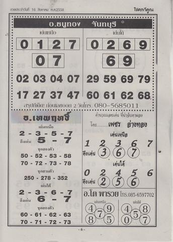 16 / 08 / 2558 MAGAZINE PAPER  Choketavekune_6