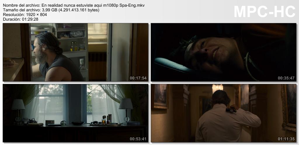 En realidad, nunca estuviste aquí (2017) [Ver + Descargar] [HD 1080p] [Spa-Eng] [Thriller] En_realidad_nunca_estuviste_aqui_m1080p_Spa-_Eng.mkv_thumbs