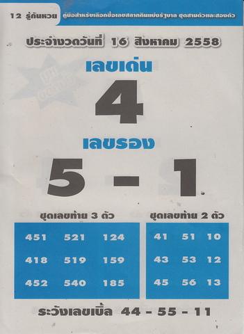 16 / 08 / 2558 MAGAZINE PAPER  - Page 3 Ruekanhuay_12