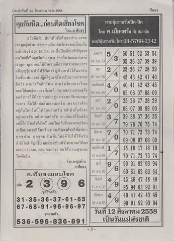 16 / 08 / 2558 MAGAZINE PAPER  Funthong_3