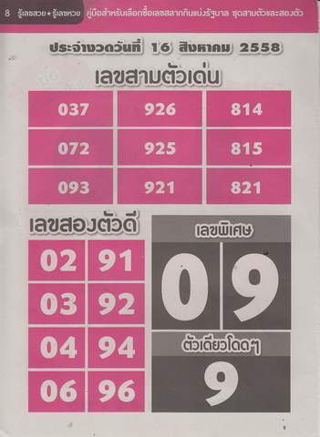 16 / 08 / 2558 MAGAZINE PAPER  - Page 4 Rueleksuay_8
