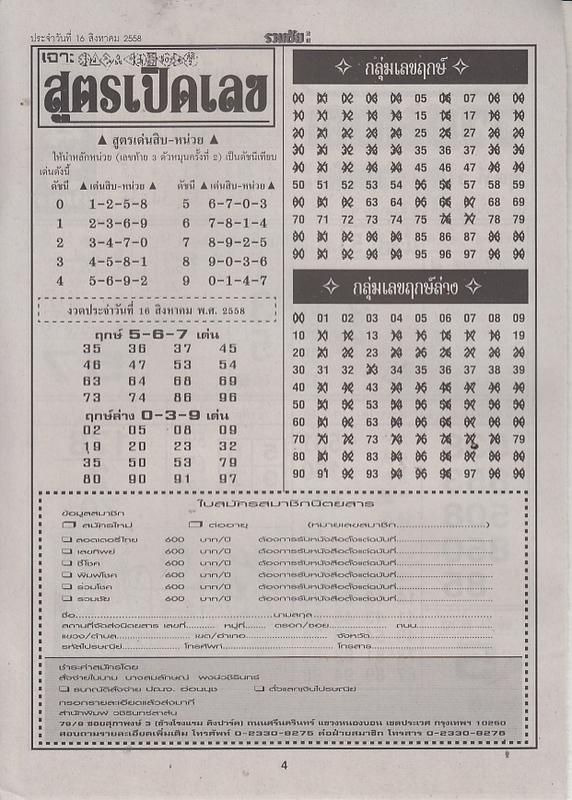 16 / 08 / 2558 FIRST PAPER Ruamchai_4