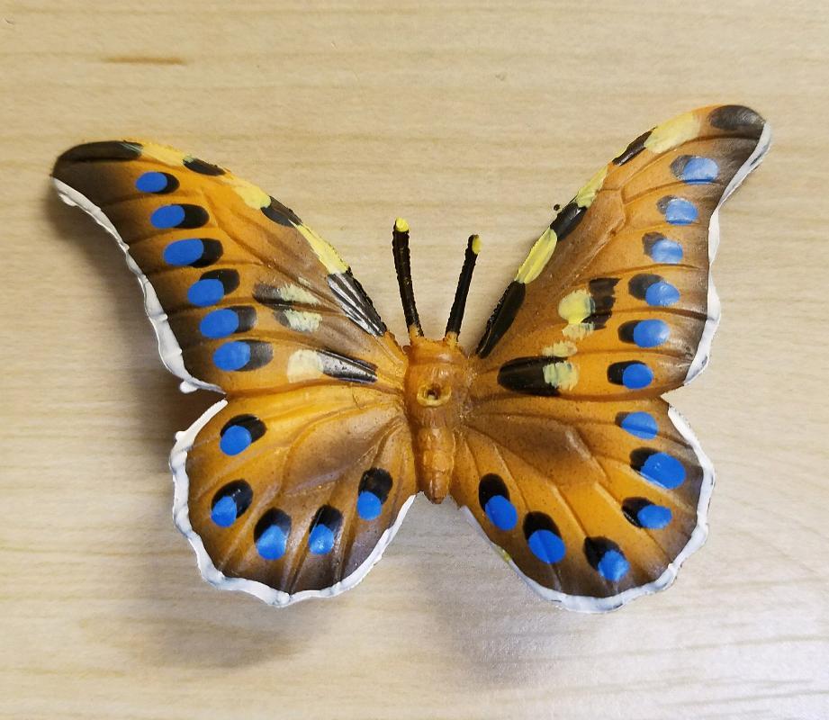 Butterflies on Strings (Bullyland) 20170814_151427