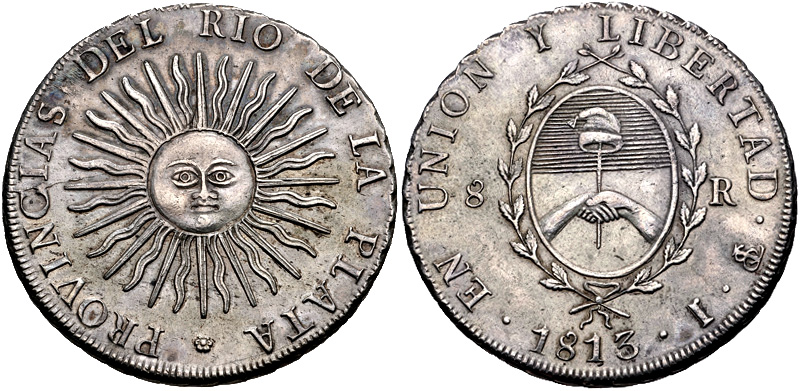 8 Reales 1808. Fernando VII. Potosi PJ 4698899