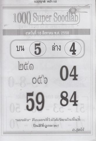 16 / 08 / 2558 MAGAZINE PAPER  - Page 3 Ruamyat_12