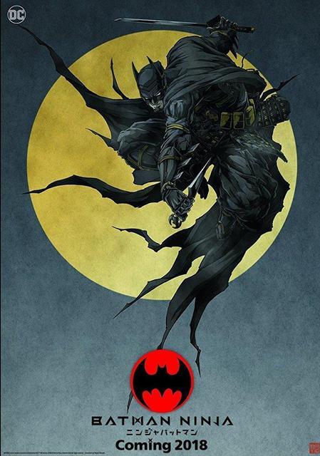 Batman Ninja (2018) [Ver Online] [Descargar] [HD 1080p] [Spa-Eng] [Animación] Batman_ninja-153917320-large