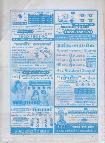 16 / 08 / 2558 MAGAZINE PAPER  Gamesedtee_2