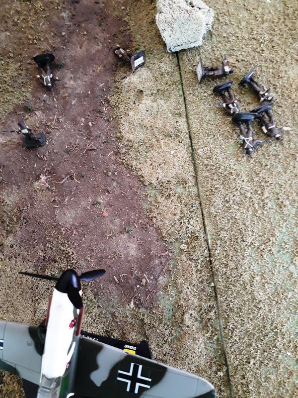 La caía del halcón negro Image