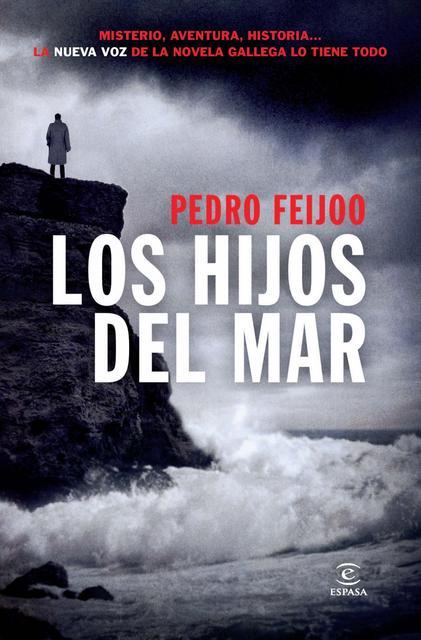 Los hijos del mar - Pedro Feijoo [Descargar] [EPUB] [Novela Negra] Cover