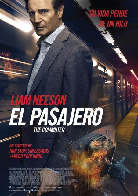 El pasajero (2018) [Ver Online] [Descargar] [HD 1080p] [Spaniah-English] [Thriller] The_commuter-998847124-large