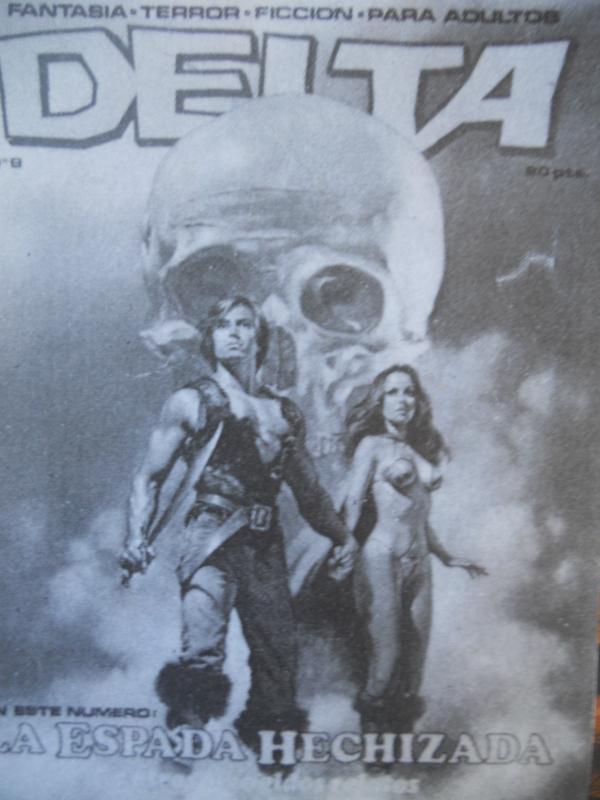 los amantes del comics de terror.................... 087