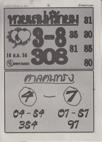 16 / 08 / 2558 MAGAZINE PAPER  Jaoporpakdang_5