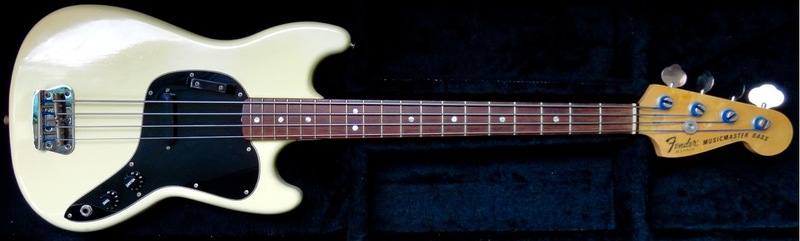 Review: Fender Musicmaster Bass (USA, 1978) DSC07635