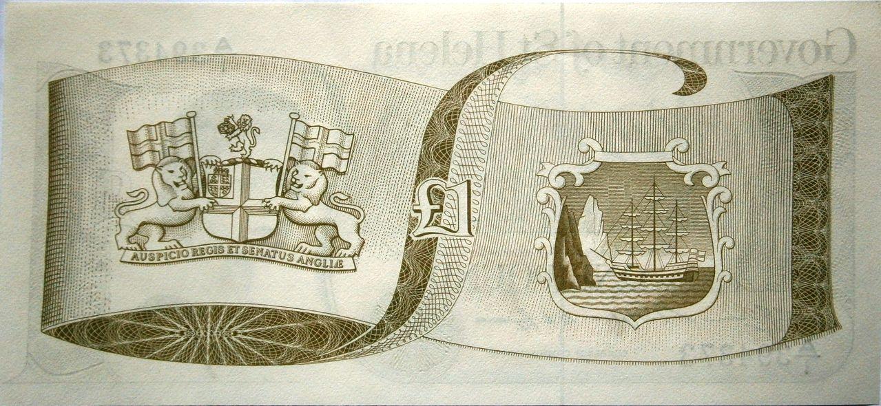 1 Libra Santa Elena, 1976 P1010015