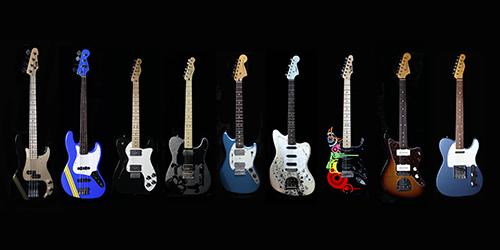 SCANDAL's Signature Fender Models SCAGITACOLLE_2_SH