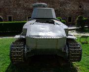 Немецкий легкий танк PzKpfw 35(t) (LT vz.35). Военный музей в замке Калемегдан, г.Белград SG201769