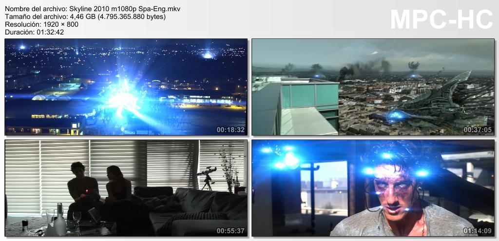 Skyline (2010) [Ver Online] [Descargar] [HD 1080p] [Spanish - English] [C.Ficción] Skyline_2010_m1080p_Spa-_Eng.mkv_thumbs