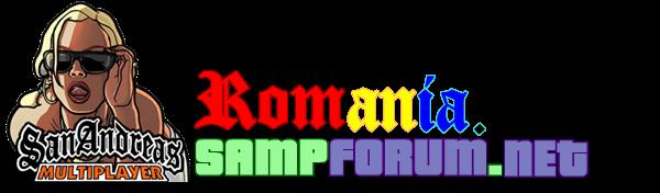 [RO] GrandThefAuto SanAndreas Multiplayer